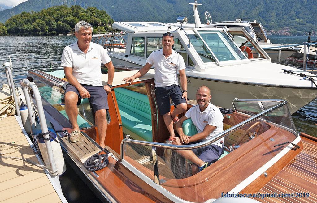 foto team Boat Service 2019